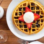 Head over to Sarabeth's Park Avenue South in the NoMad District for the restaurant's world-famous weekend brunch.