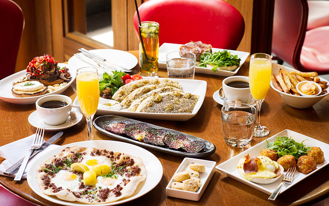 The three best easter brunch menus in nomad nyc for Best brunch menu