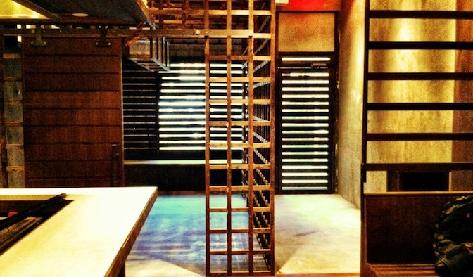 Izakaya NoMad offers traditional Japanese pub food, beer and sake in a relaxed atmosphere