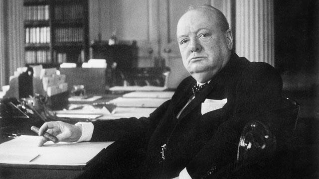 Head over to The Churchill in NoMad and help celebrate Churchill Day