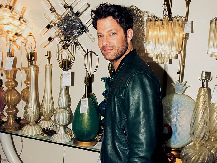 Nate Berkus takes Paper Mag shopping at Showplace Antique and Design Center in NoMad
