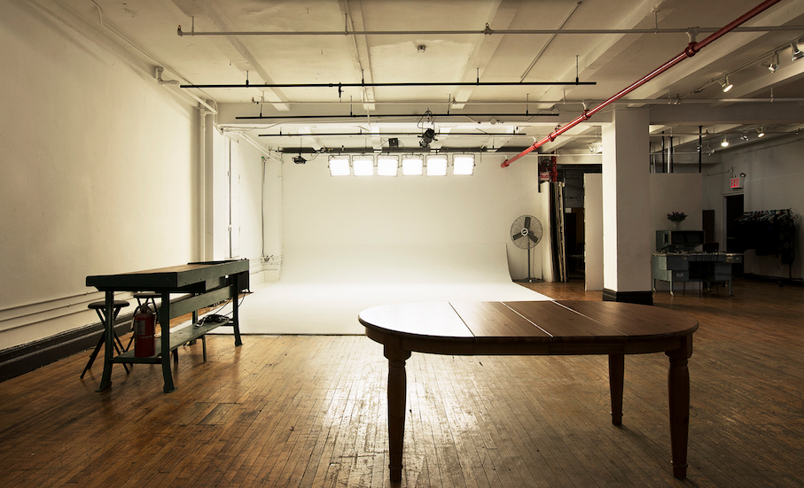The NoMad Loft is the perfect place to hold your off off Broadway show, film shoot or casting audition