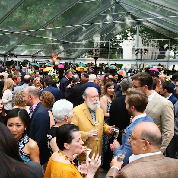 Read about the 2017 Madison Square Park Conservancy Gala