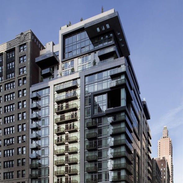 The Gansevoort Park hotel is reportedly sold