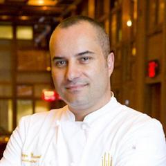 Chef Philippe Massoud