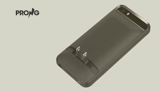 NoMad-based tech company Prong, created by Jesse Pliner and Lloyd Gladstone, is best known for their PWR iPhone Case.