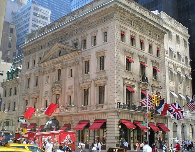 Explore the legacy of The Cartier Building and Martha Washington Hotel