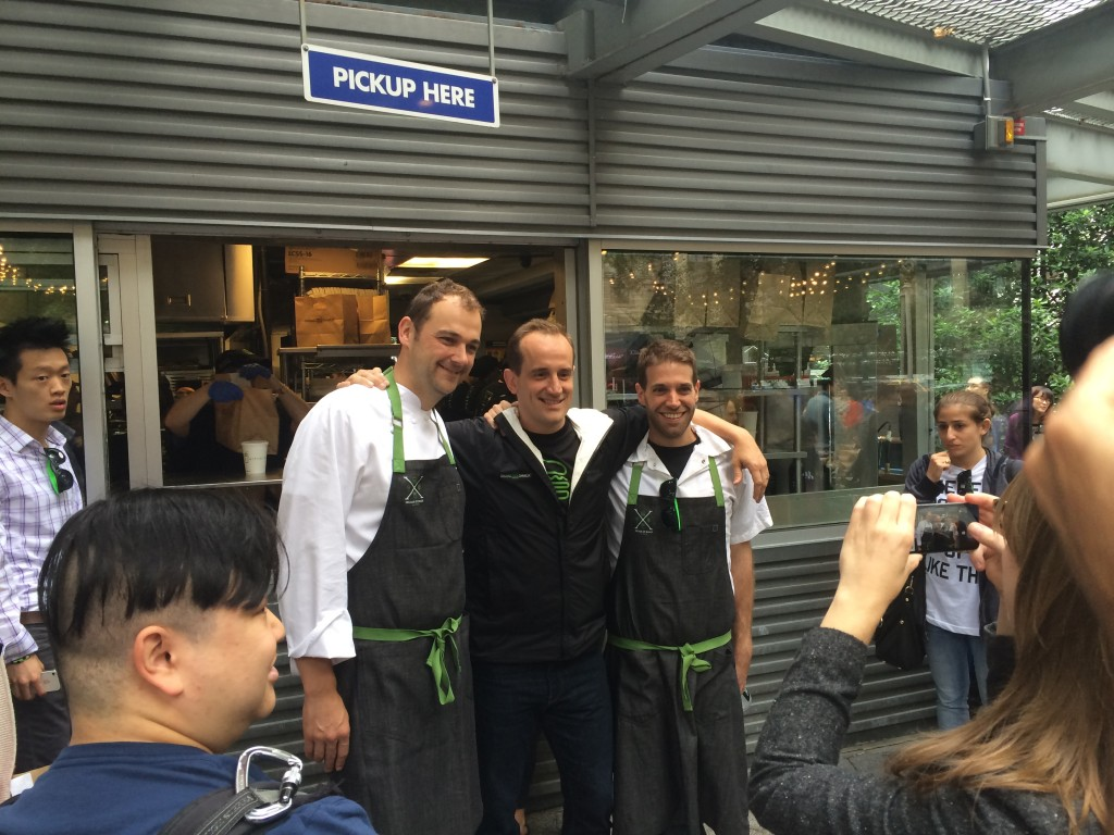 daniel humm and randy garruti of shake shack