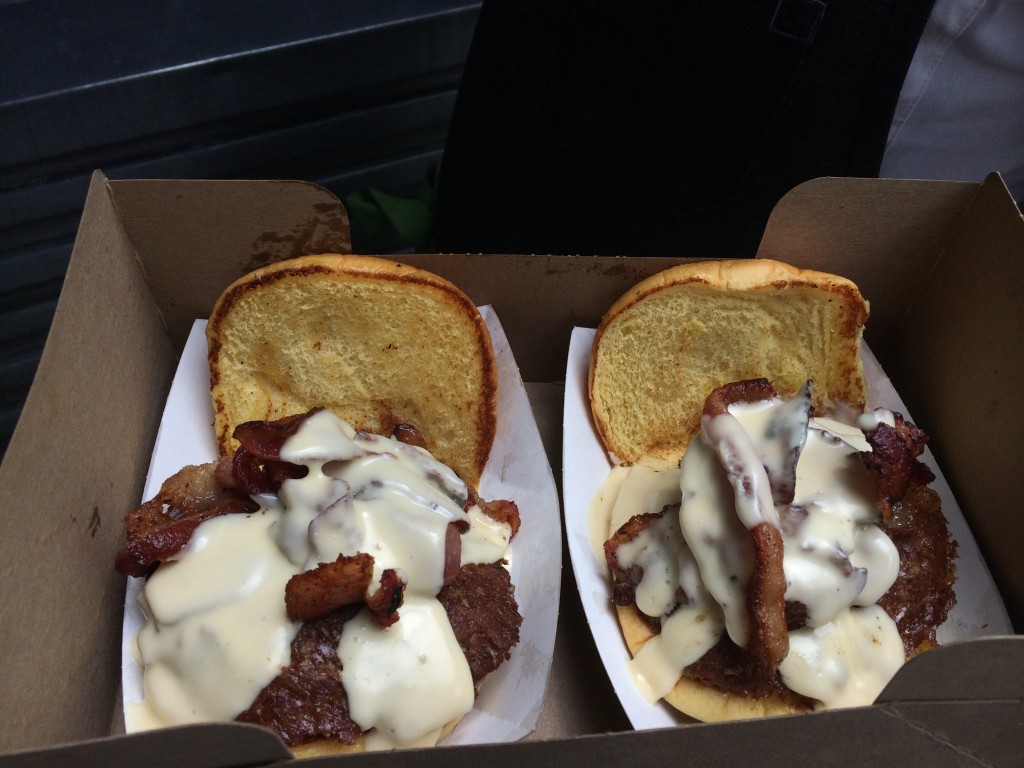 the breslin burger at shake shack from april bloomfield