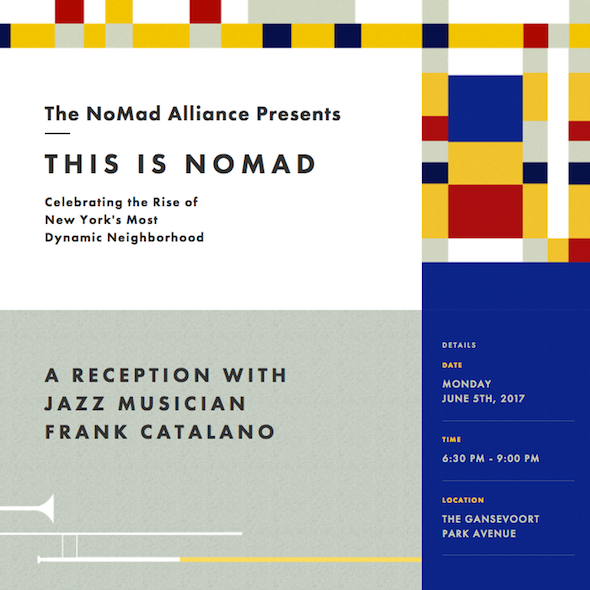 Learn all about the NoMad Benefit Gala