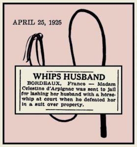 ExperienceNoMad's Martha Washington Part 3 explores the history of whipping crimes