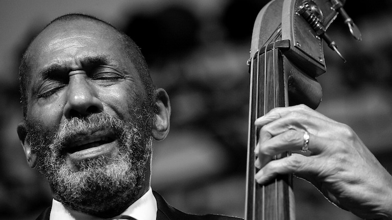 Head over to NoMad this weekend and catch bassist Ron Carter with his Big Band