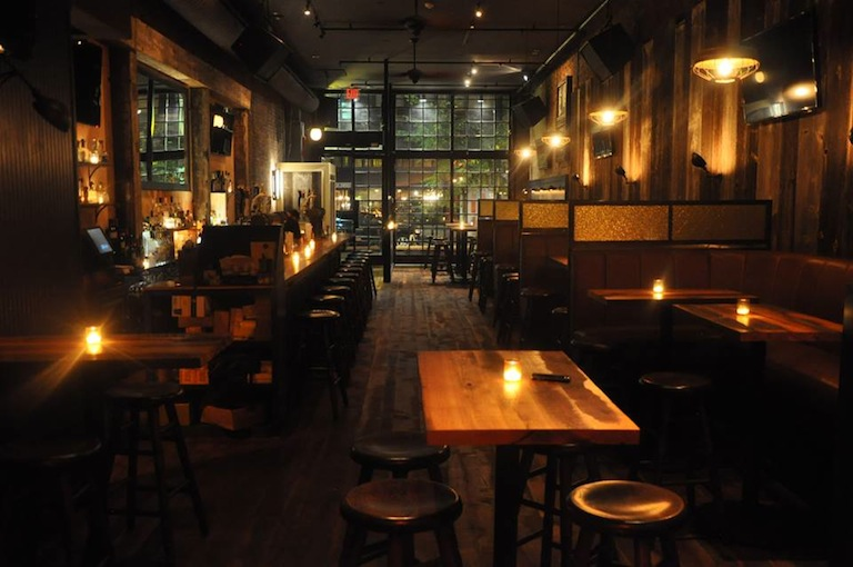 Stop by The Turnmill NYC in NoMad this weekend and take in their unique industrial barn decor and rustic menu