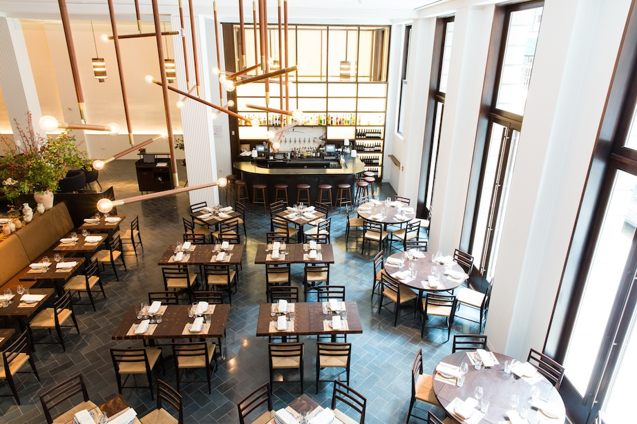 Danny Meyer's pizzera Marta has opened in the NoMad District.
