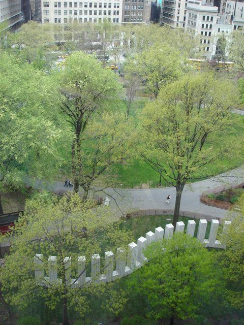 Madison Square Park turns 200 years old this fall