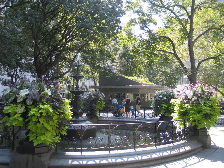 Madison Square Park turns 200 years old this fall. Celebrate the annivers