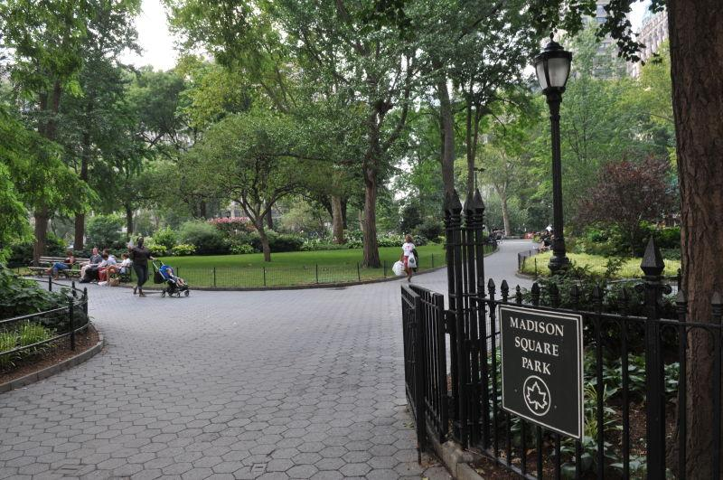 ExperienceNoMad salutes Madison Square Park on their 200th Birthday!