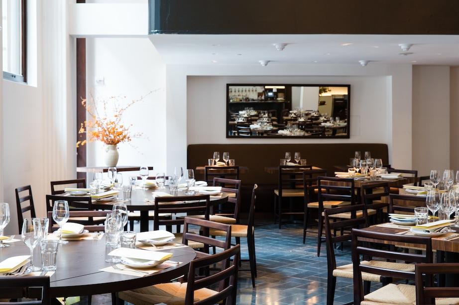 Explore Marta, Danny Meyer's pizzeria located inside the Martha Washington Hotel