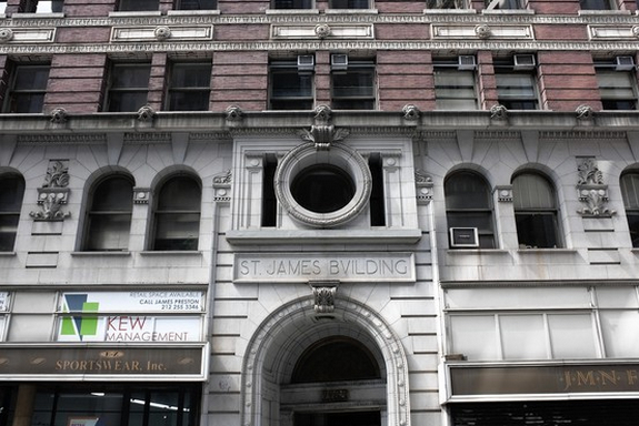 The Nomad Real Estate Round-up covers all of the neighborhood's latest news, including Rizzoli's move to the St. James Building.
