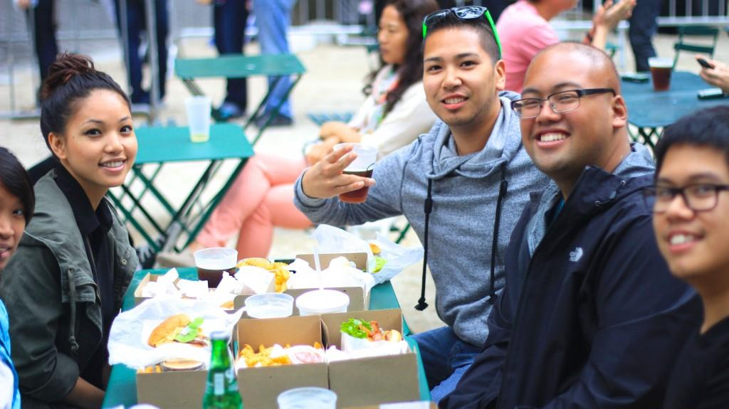 Celebrate 200 years of Madison Square Park by enjoying Shake Shack in the park!