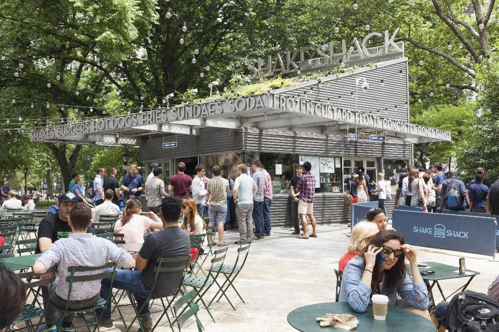 Madison Square Park has transformed dramatically overs its 200 years, from swamplands to home of Shake Shack!