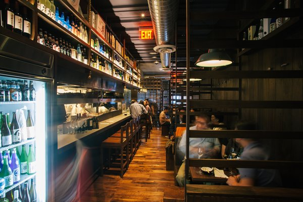 Head over to NoMad this week and check out Izakaya NoMad's new NoMad-themed menu.