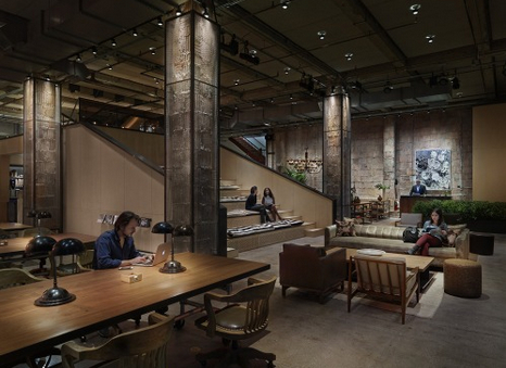NeueHouse in NoMad has been reinventing the collaborative workspace since its premiere last year.