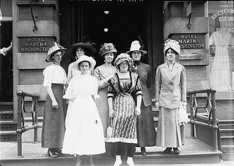 ExperienceNoMad's Martha Washington Part 5 explores the suffrage movement.