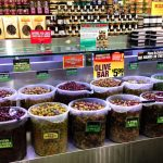 Fairway offers fresh and healthy ingredients in their cheese, beer, produce and deli departments.