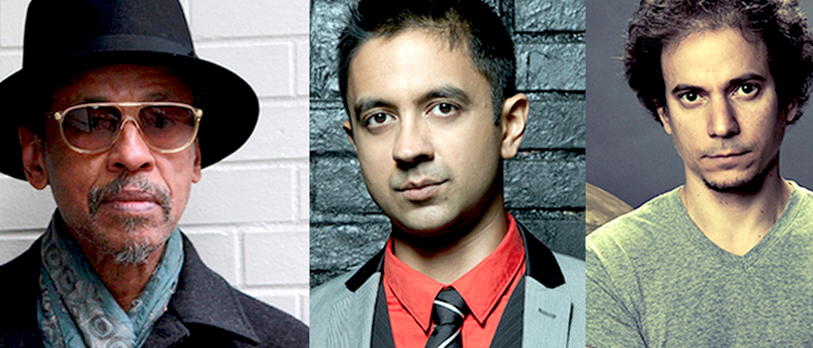 Threadgill, Iyer and Prieto play a special event presented by The Jazz Gallery.