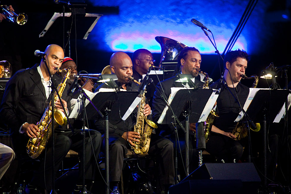 a report on the jazz concert by the mingus big band Mingus big band 2,021 likes 89 talking about this the grammy award winning 14-piece big band, dedicated exclusively to performing the music of.