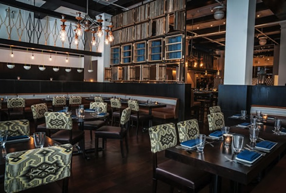 Head over to Raymi on West 24th Street for a taste of Peru's culture and cuisine.