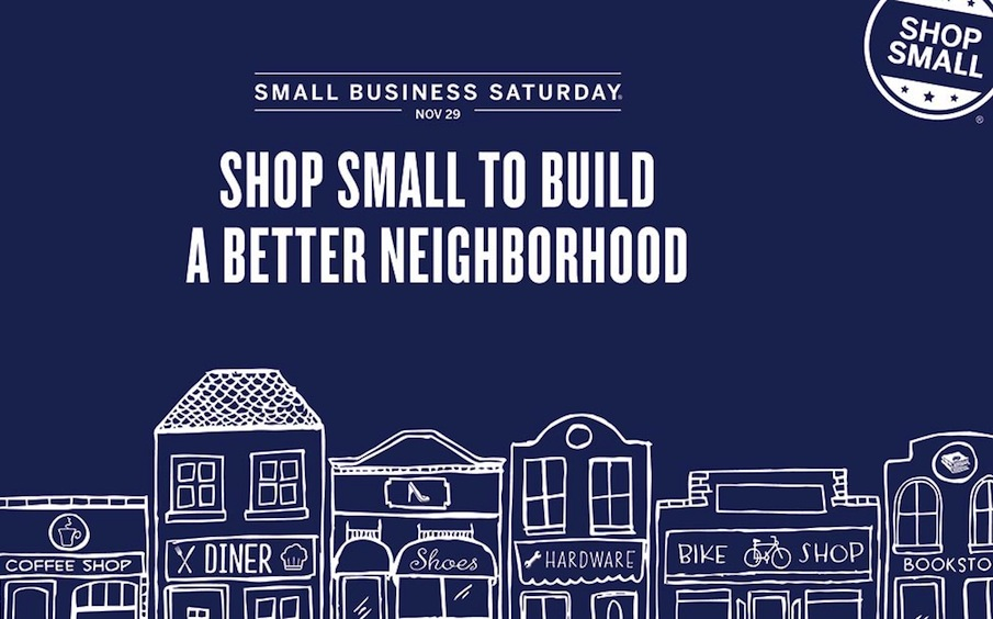 Head over to NoMad-based Noir et Blanc and The Thrifty Hog this weekend for Small Business Saturday.