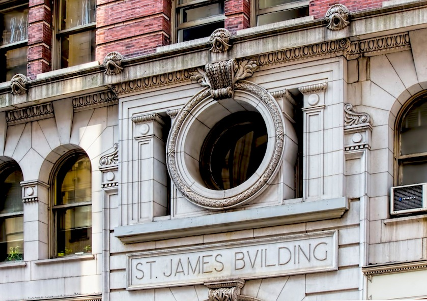 LPB Inc recently signed a deal with Kew Management for a lease in the St James Building.