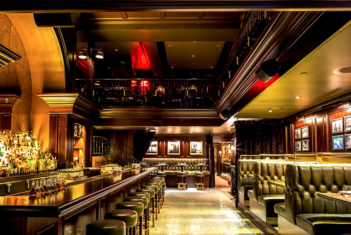The NoMad Bar offers some of the city's finest cocktails inside two elegantly decorated libraries.