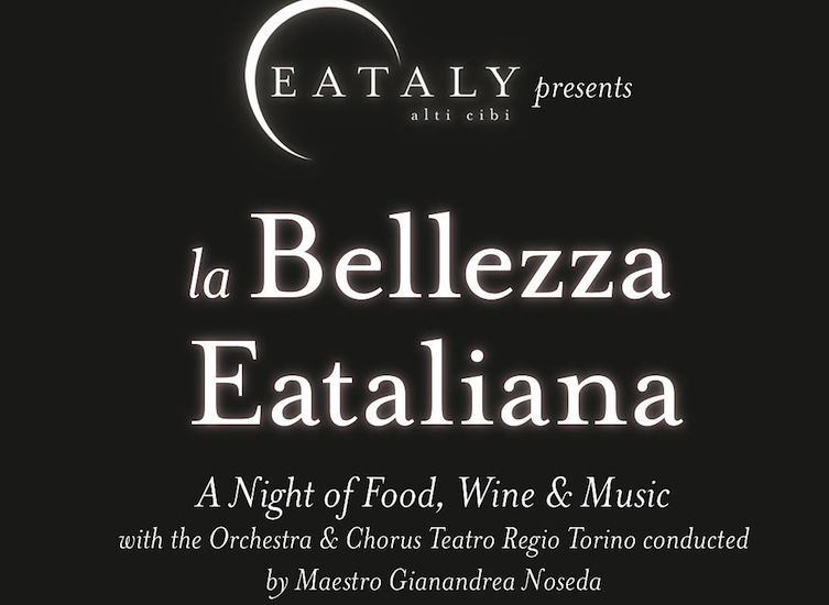 Enjoy the best in Italian food, wine and culture at Eataly's La Bellezza Eataliana.