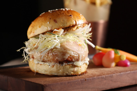 Chef Daniel Humm announces a new prix fixe lunch menu and chicken burger at The NoMad Restaurant.