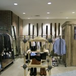 The 2nd floor events space currently features brands Bleu de Paname, Greg Lauren, Ganryu, Gitman Brothers and Feit.