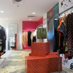 Dover Street Market NY's 4th floor showroom features designers like KTZ, Meadham Kirchoff and Proper Gang.