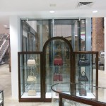 DSMNY features a number of commissioned pieces like this installation by Moynat .