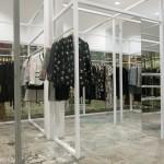 DSMNY's 5th floor luxury women's space features work from Erdem, Giambattista Valli and Valentino.