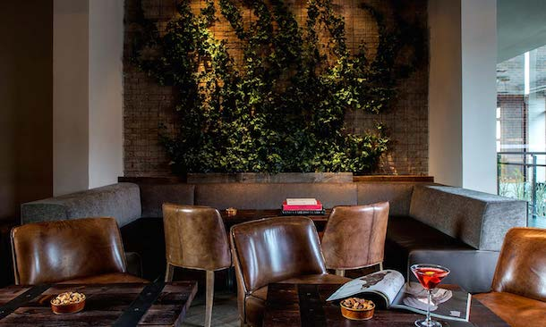 Gansevoort Park Hotel's Ivy Lounge