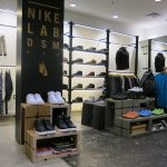 DSMNY features a number of permanent retailers, including Nike.