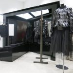 The Noir Kei Ninomiya collection at DSMNY.