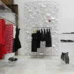 DSMNY's Simone Rocha showroom is located on the 3rd floor.