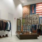 The Visvim showroom is located on the 7th floor of DSM New York.