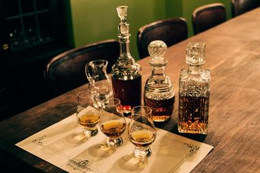 Whiskey 101 at The Flatiron Room NYC | Experience NoMad