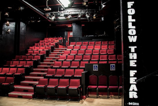 comedy shows in NoMad at Treehouse Theater and the PIT