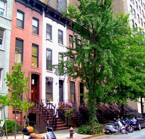 Pre-war brownstone in NoMad, New York's hottest neighborhood