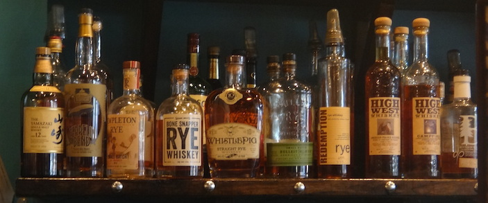 John Doe's, John Maloney's old-fashioned whiskey bar in New York City, is set to open in NoMad.